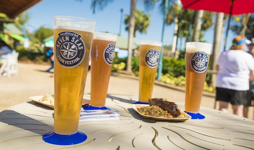 Seven Seas Festival retorna ao SeaWorld Orlando em fevereiro